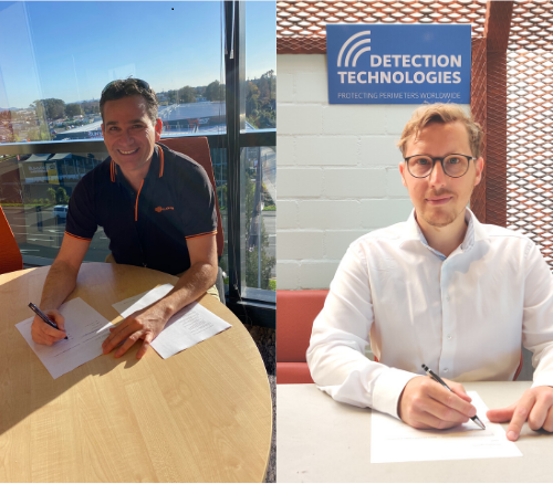 Gallagher Detection Technologies Distribution Agreement