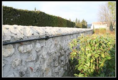 Wall Intrusion Detection